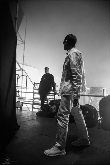 Thomas Azier - Appelpop 2019 - backstage