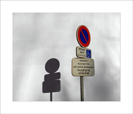 Verboden - Zomaar....Bedankt voor de reactie's op mijn vorige foto.Gr koen - foto door Koen5551 op 15-02-2009 - deze foto bevat: bewerking, straattaal