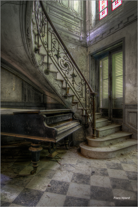 Home of the piano player