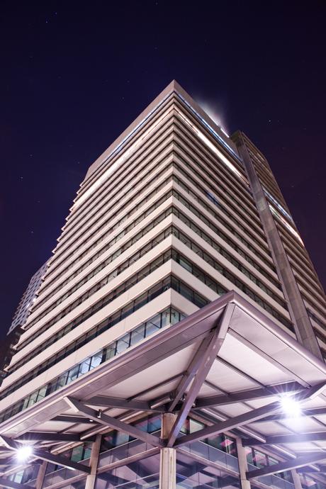 World Port Center Wilhelminakade Rotterdam