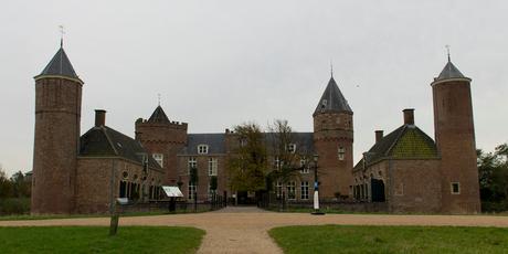 walcheren - Domburg kasteel Westhove