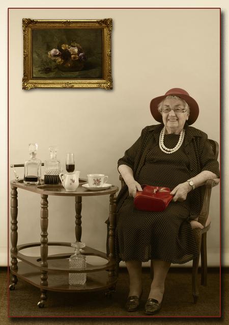 senioren 33 - Na het artikel in ons moedertijdschrift wil ik iederen op deze manier bedanken voor de reacties die ik zowel per e-mail als bij de kommentaar op de v - foto door kosmopol op 18-04-2012 - deze foto bevat: portret, senioren, kosmopol