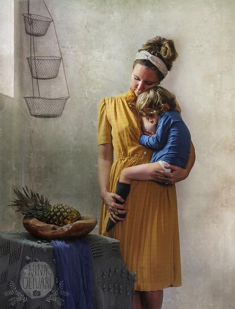Het moedermelkmeisje