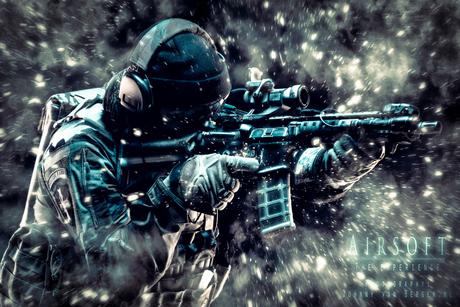 Systema soldier.