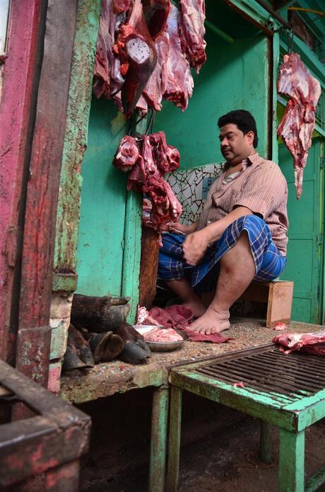 Slager in India