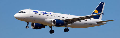 Novelair A-320