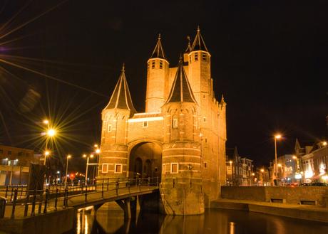Amsterdamse Poort in haarlem