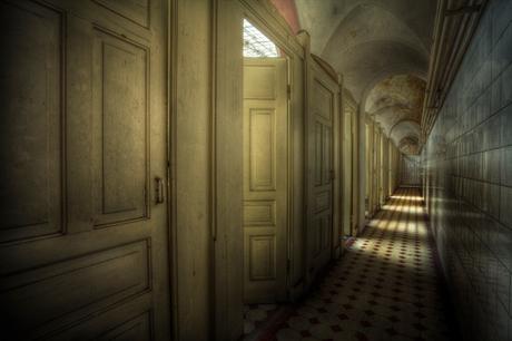 Corridor of Changing Rooms