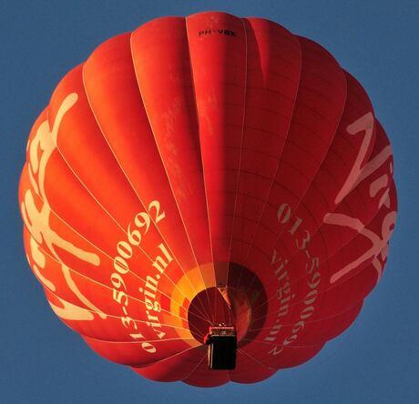 Hete luchtballon 002