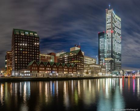 NL-Netherlands-Zuid-Holland-Rotterdam-14 november 2019