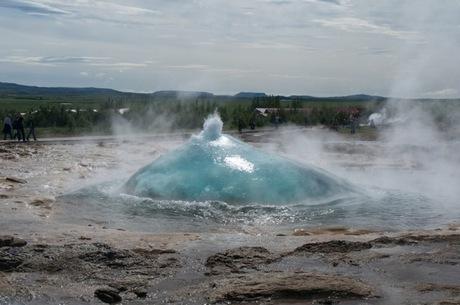Waterexplosie