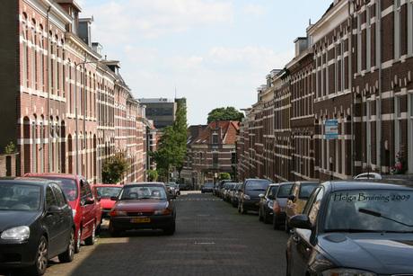 Straatbeeld Arnhem
