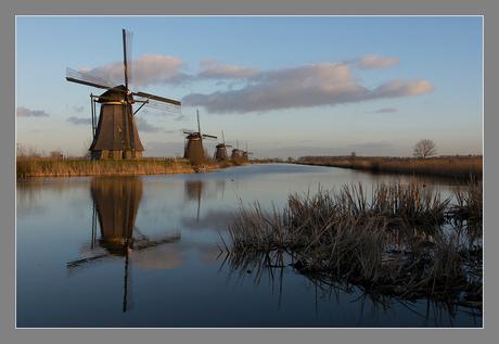 Kinderdijk 04-01-2015