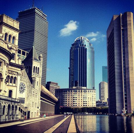 Boston - Charles
