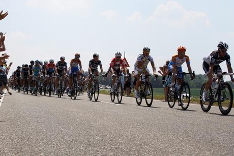 Tour de France, het peloton