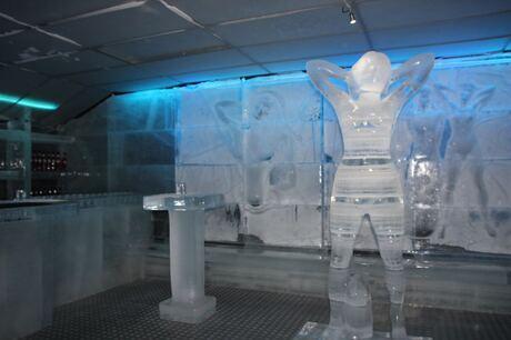 Ice Bar* in Oslo