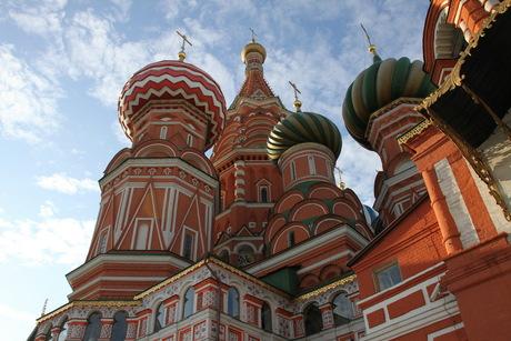 Basiliuskathedraal Moskou