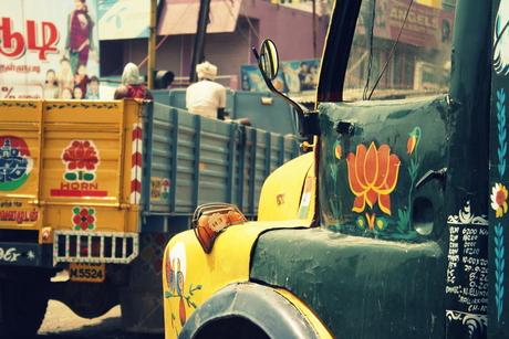 Indiaas verkeer