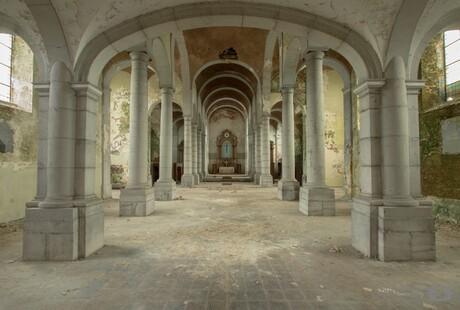 Urbex Church