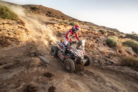 Morocco Desert Challange Quad