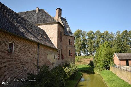 Kasteel in 's-Heerenberg