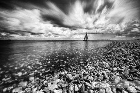 Arendshoofd in het Grevelingenmeer