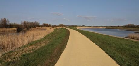 De polder bij Putten