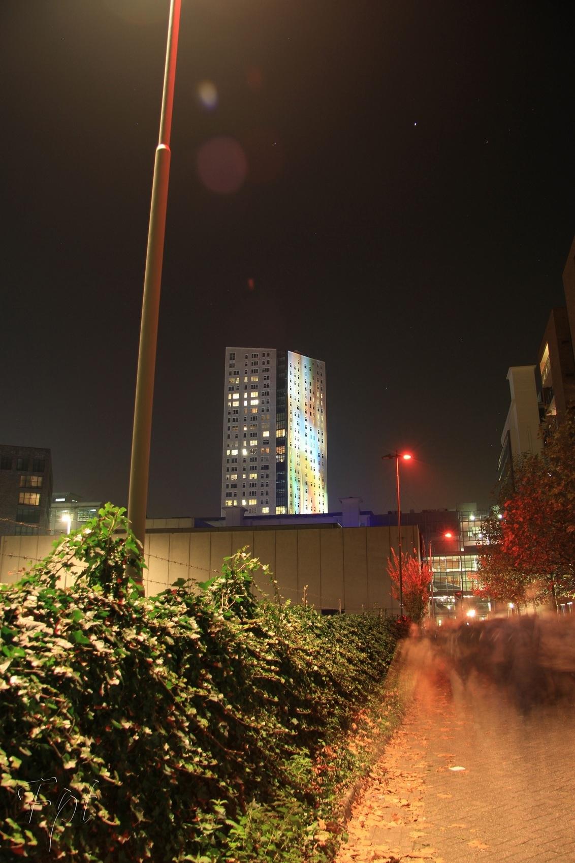 standing still - een avond in Eindhoven - foto door fpt op 15-04-2013