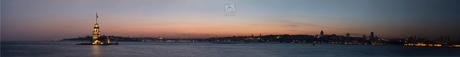 Leander Toren - Panorama