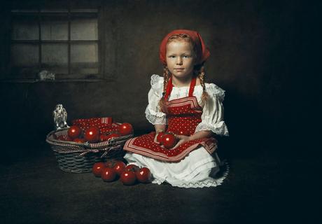 Little Tomato girl