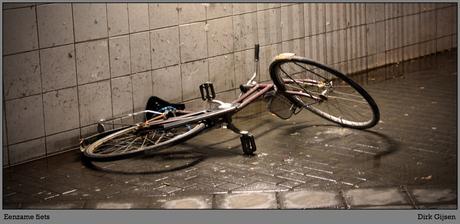 De eenzame fiets