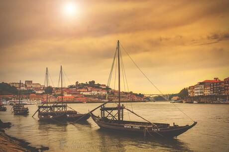 Rabelo boten Porto