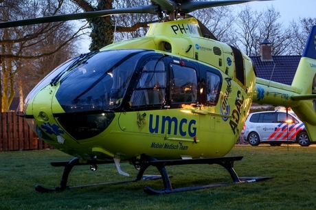 Traumahelikopter LifeLiner4
