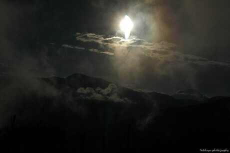 Banos, boven 2500 meter