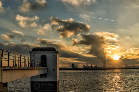 Waterweg - Hoek van Holland