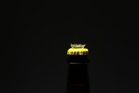 De kroon op de kroonkurk