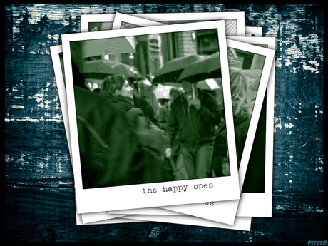 Snapshots in the rain: in the mood