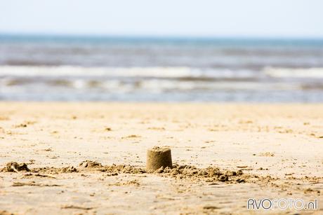 Zandkasteeltje