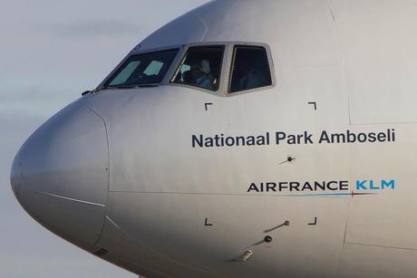 Boeing 777-306(er) - KLM - Skyteam c/s