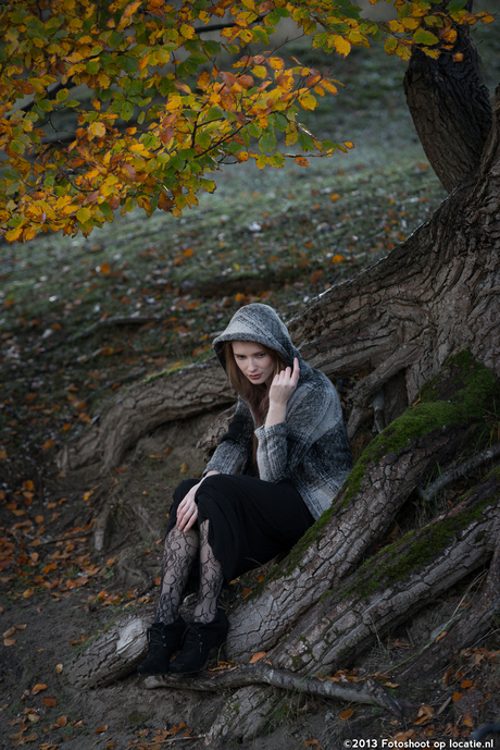Denkend aan herfst