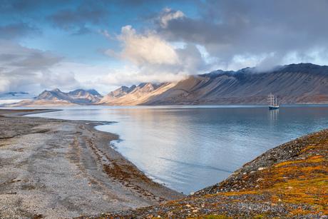 Spitsbergen Fjord