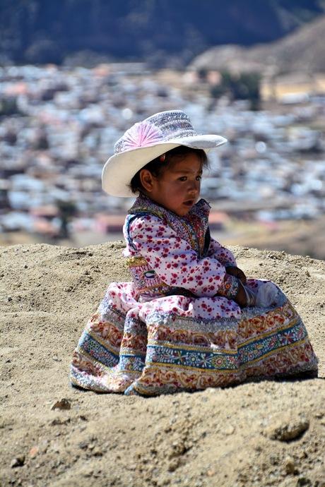 Peruaans meisje