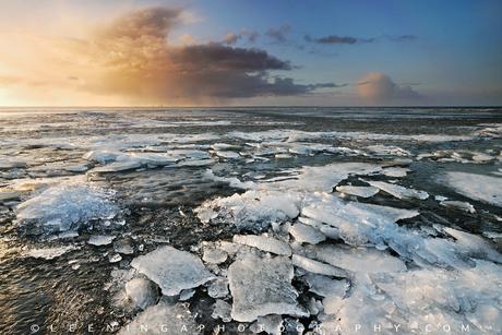 Artic IJsselmeer