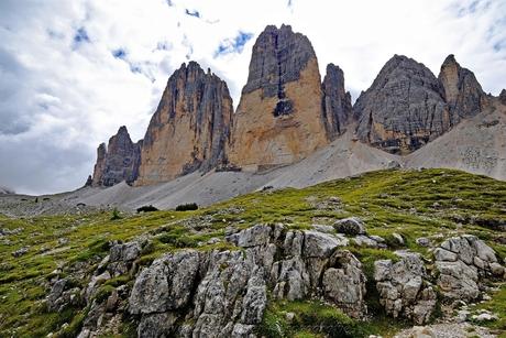 Tre Cime di Lavaredo-Italy