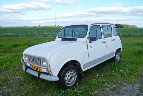 Renaults eerste ....☺!
