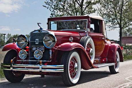 Cadillac 353 Convertible Coupé 1930 (2509)