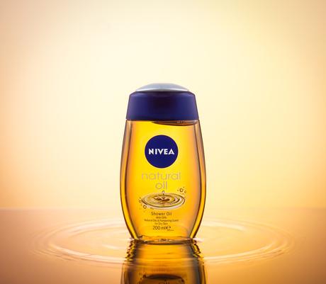 Nivea Natural Oil