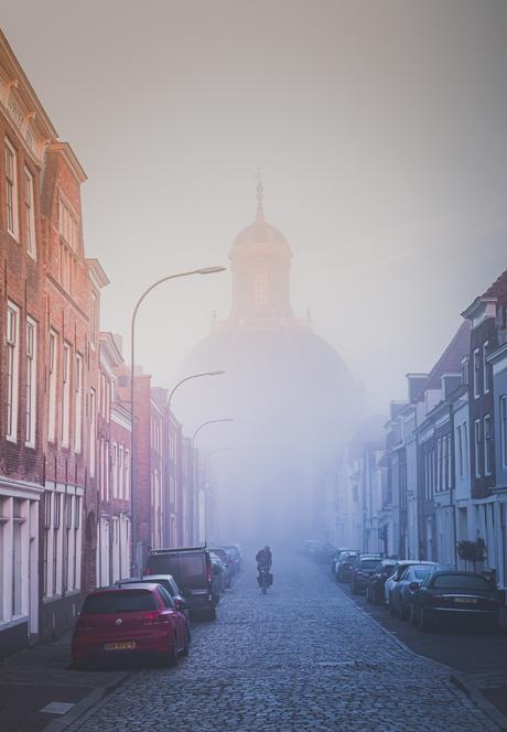 Mistig Middelburg