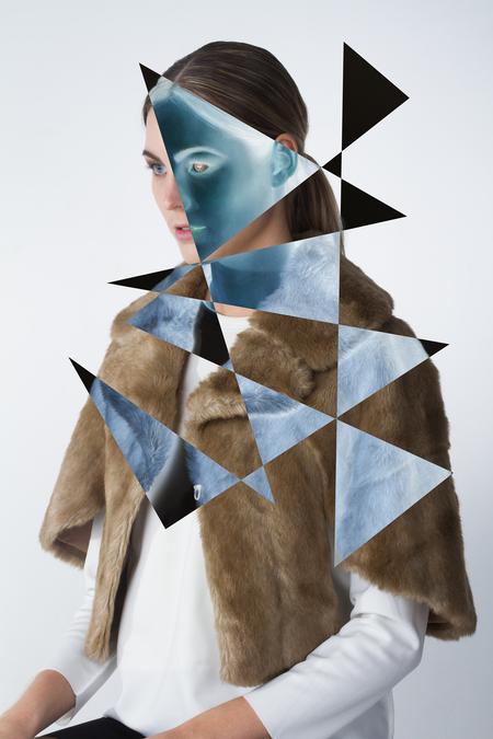 Migraine - Mijn favoriete foto van een shoot die ik laatst had met thema migraine. Geweldig team met:  Model: Mara Bleek Visagie: Linsey Ladru Stylist: Robb - foto door lk123456789 op 13-11-2014 - deze foto bevat: bewerkt, model, kunst, alkmaar, fotoshoot, visagie, artistiek, migraine, stylist, noord-holland