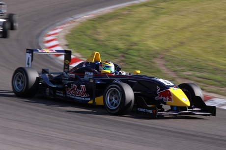Red Bull Formule auto